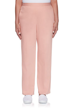 Image: Apricot Proportioned Medium Denim Pant