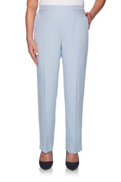 Image: Basketweave Proportioned Medium Pant