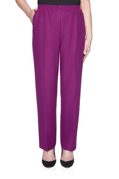 Image: Classic Textured Proportioned Medium Pant