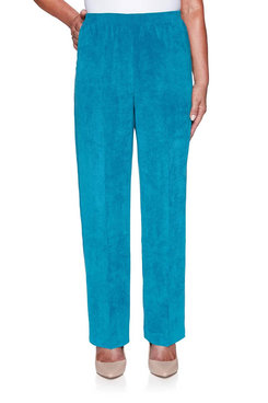 Image: Classics Corduroy Pull-On Proportioned  Medium Pant