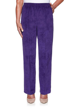 Image: Classics Corduroy Pull-On Proportioned  Short Pant