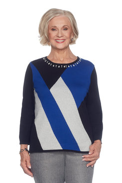 Classics Plus Colorblock Sweater