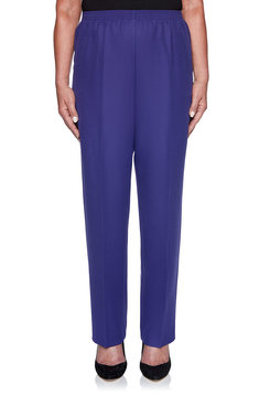 Image: Classics Pull-On Proportioned Medium Pant