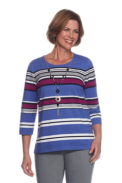 Closet Case Stripe Top