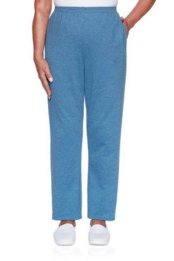 Image: French Terry Proportioned Medium Pant