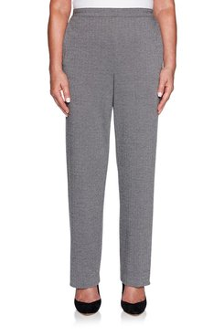 Image: Herringbone Proportioned Medium Pant