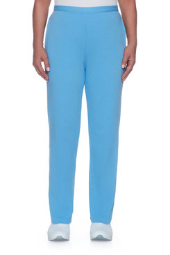 Image: Knit Proportioned Medium Pant