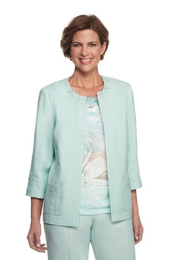 Ladies Who Lunch Petite Jacket