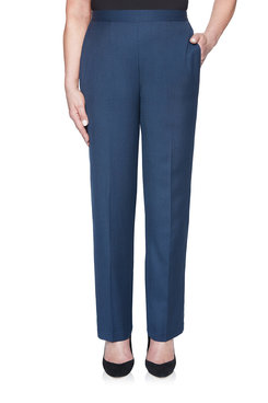 Image: Melange Proportioned Medium Pant