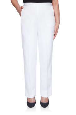 Image: Microfiber Proportioned Short Pant