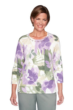 Image: Patch Leaf Sweater