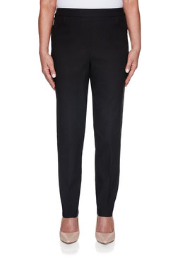 Image: Petite Allure Sateen Proportioned Short Pant