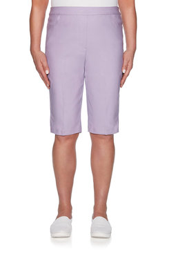 Image: Petite Allure Superstretch Bermuda Short