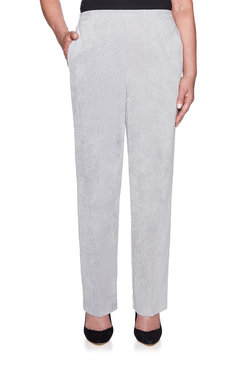 Image: Petite Classic Fit Corduroy Proportioned Medium Pant