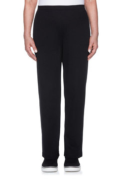 Image: Petite Classic Knit Proportioned Medium Pant