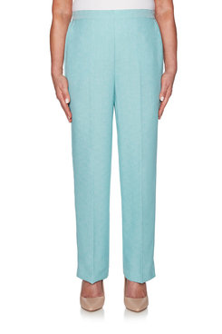 Image: Petite Cross Hatch Proportioned Short Pant
