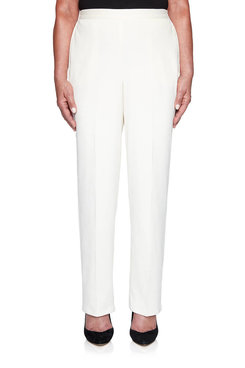 Image: Petite First Frost Corduroy Proportioned Short Pant