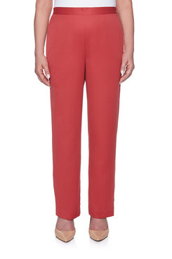 Image: Petite Lightweight Classic Fit Proportioned Medium Pant