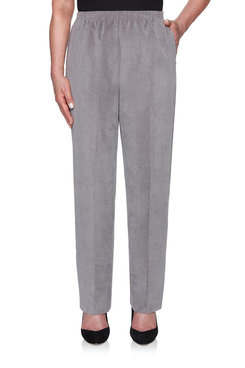 Image: Petite Proportioned Medium Corduroy Pant