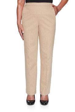 Image: Petite Sateen Proportioned Short Pant