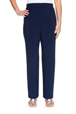 Image: Petite Silky Proportioned Medium Pant