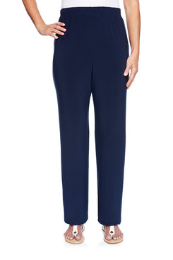 Image: Petite Silky Proportioned Short Pant