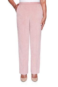 Image: Petite Textured Proportioned Medium Pant