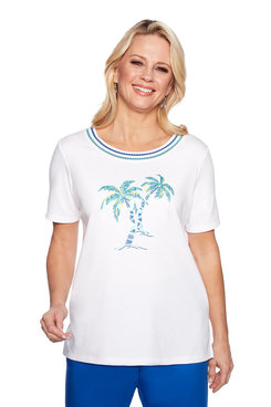Image: Plus Beaded Palm Tree Top