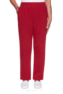 Image: Plus Classic French Terry Proportioned Medium Pant