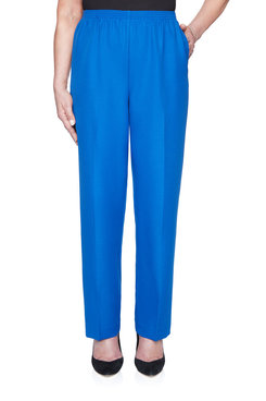 Image: Plus Classic Textured Proportioned Medium Pant