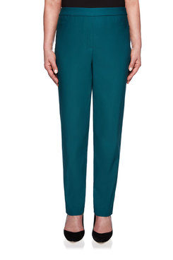 Image: Plus Classics Allure Stretch Proportioned Medium Pant
