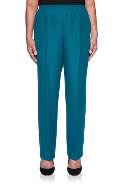 Image: Plus Classics Pull-On Proportioned Short Pant