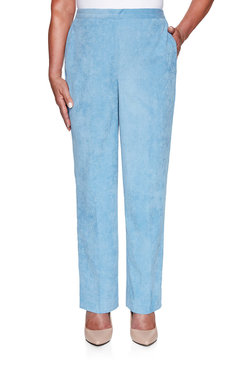 Image: Plus Corduroy Proportioned Short Pant