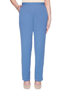 Image: Plus Crinkle Proportioned Short Pant