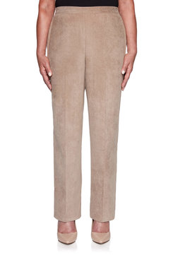 Image: Plus First Frost Corduroy Proportioned Short Pant