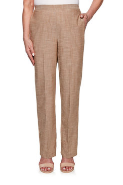 Image: Plus Heathered Texture Classic Fit Proportioned Short Pant