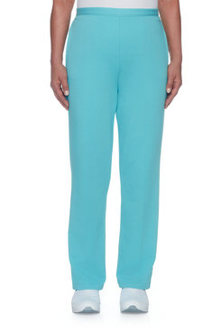 Image: Plus Knit Proportioned Short Pant Womens