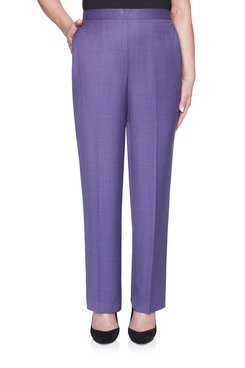 Image: Plus Melange Proportioned Medium Pant