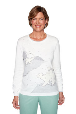 Image: Plus Polar Bears Sweater