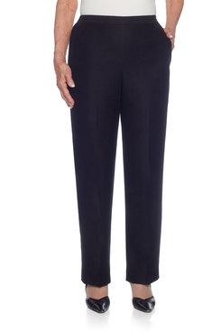 Image: Plus Proportioned Medium Suede Pant