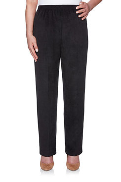 Image: Plus Proportioned Short Corduroy Pant