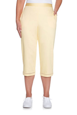 Image: Plus Sateen Capri