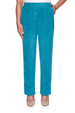 Image: Plus Suede Proportioned Short Pant