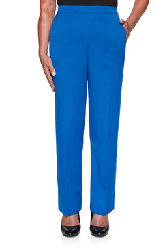 Image: Plus Twill Proportioned Medium Pant