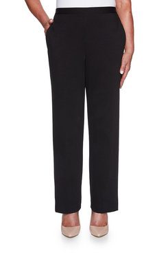 Image: Ponte Proportioned Medium Pant