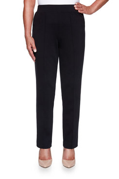 Image: Ponte Slim Proportioned Medium Pant