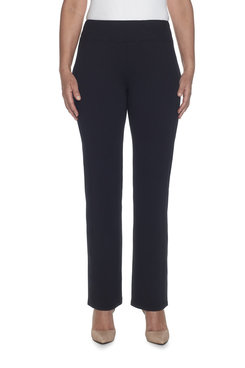 Image: Proportioned Short Athleisure Pant