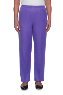 Image: Pull-on Proportioned Medium Pant