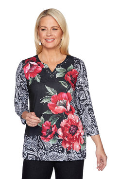 Image: Roses Top