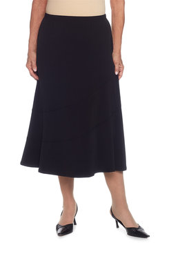 Saratoga Springs Plus Spliced Skirt